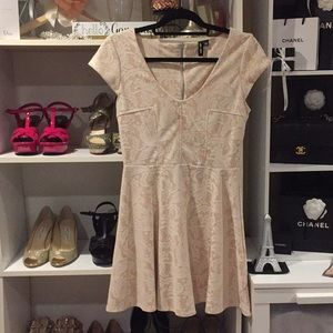 Lace dress by Want & Need